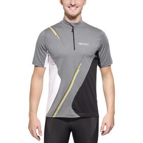 Gonso Jeremy Bike-Shirt Herren anthracite melange